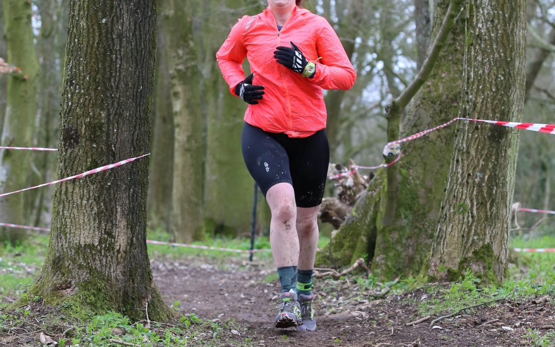 Ally Routley's Adventure at the TrailX Spring Duathlon